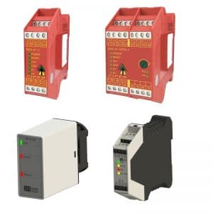 IDEM Safety Switches + ASO Safety Solutions veiligheidsrelais Teleson